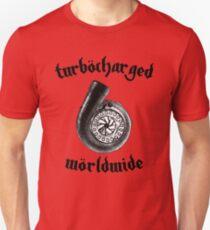 Turbocharged Worldwide Unisex T-Shirt