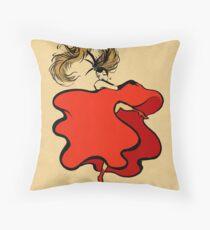 Cabaret Throw Pillow