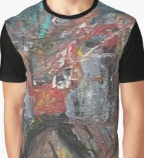 TV NEWS(ABSTRACT VERSION) (C2015) Graphic T-Shirt