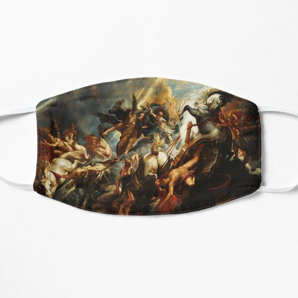 The Fall of Phaeton by Peter Paul Rubens, 1604 Flat Mask