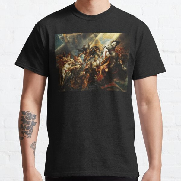 The Fall of Phaeton by Peter Paul Rubens, 1604 Classic T-Shirt