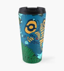 Styracosaurus Jungle Travel Mug
