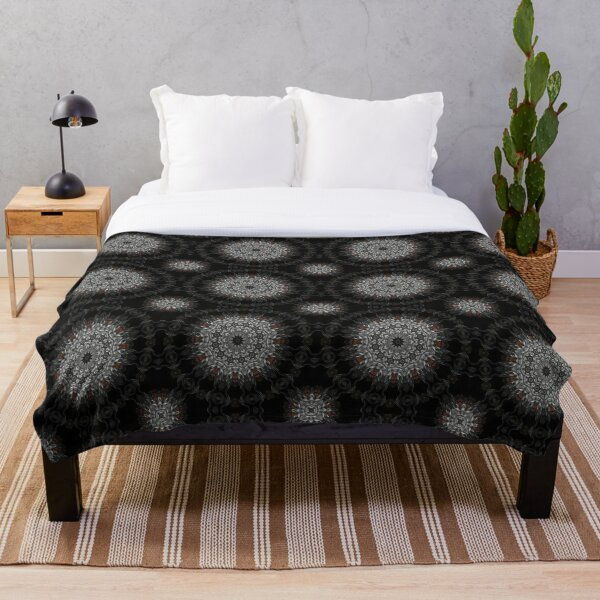 Zero space Throw Blanket
