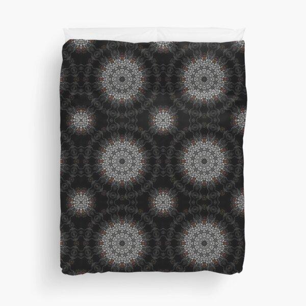 Zero space Duvet Cover