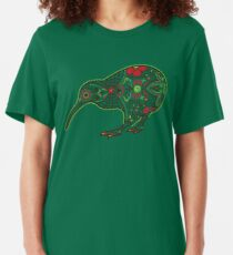 Day of the Kiwi Slim Fit T-Shirt