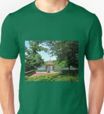 Let there be many windows to your soul, that all the glory of the world may beautify it. Unisex T-Shirt