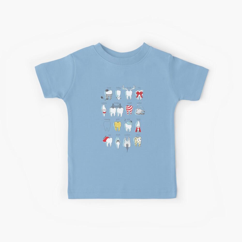 Dental Definitions Kids T-Shirt