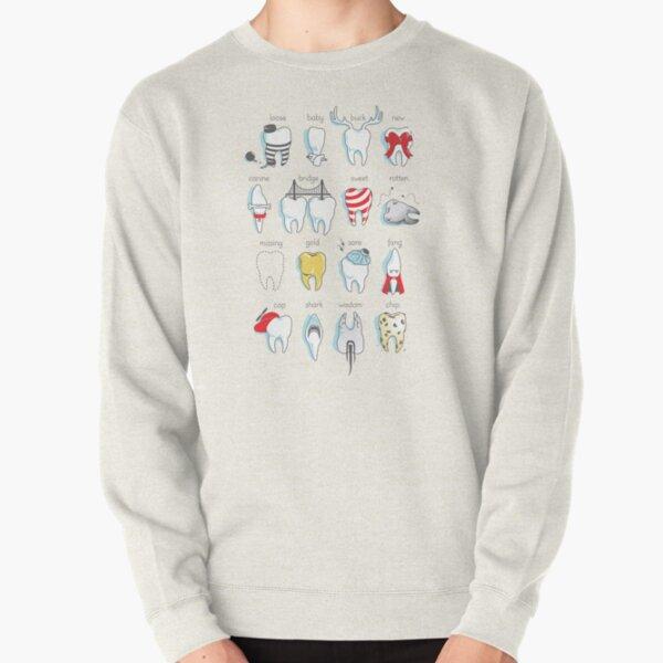 Dental Definitions Pullover Sweatshirt