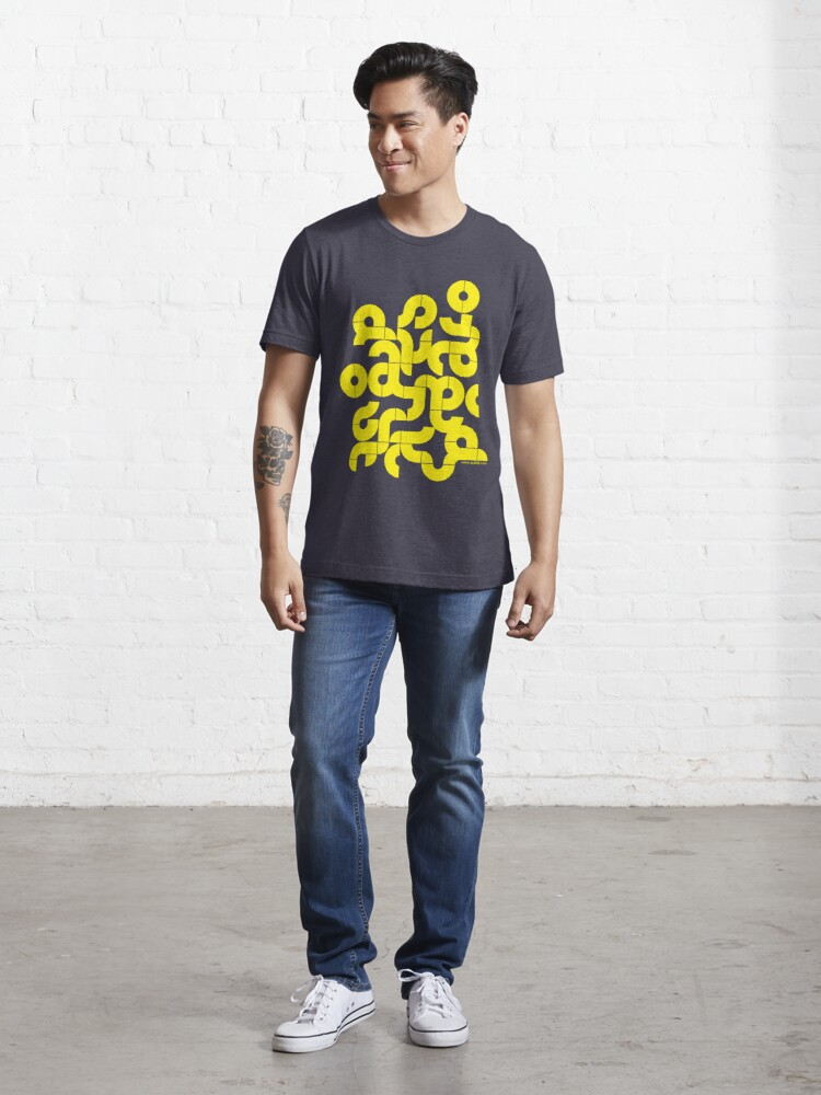 Alternate view of yellooow Essential T-Shirt