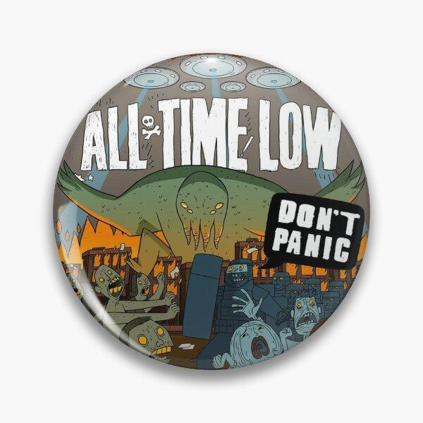 Dont panic Pin