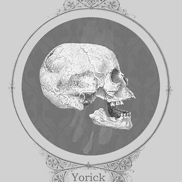 Yorick (Hamlet) by pixelspin
