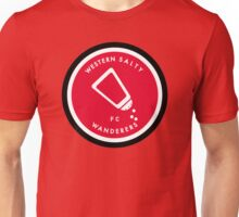 Western Salty Wanderers FC Unisex T-Shirt