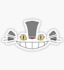 Cat Bus - Totoro ( Tonari no Neko ) Sticker