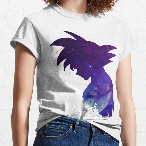 Goku Silhouette Classic T-Shirt