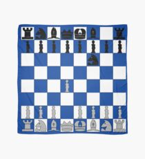 CHESS BOARD Scarf
