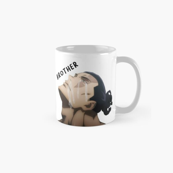 Aoi Todo: Frère Mug classique