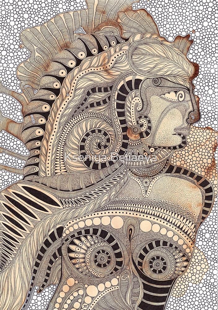 Goddess by Kseniya Beliaeva