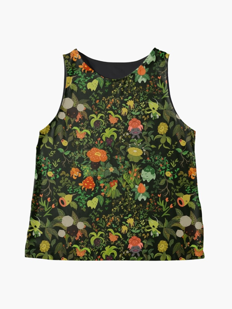 Alternate view of Forest Creatures Sleeveless Top