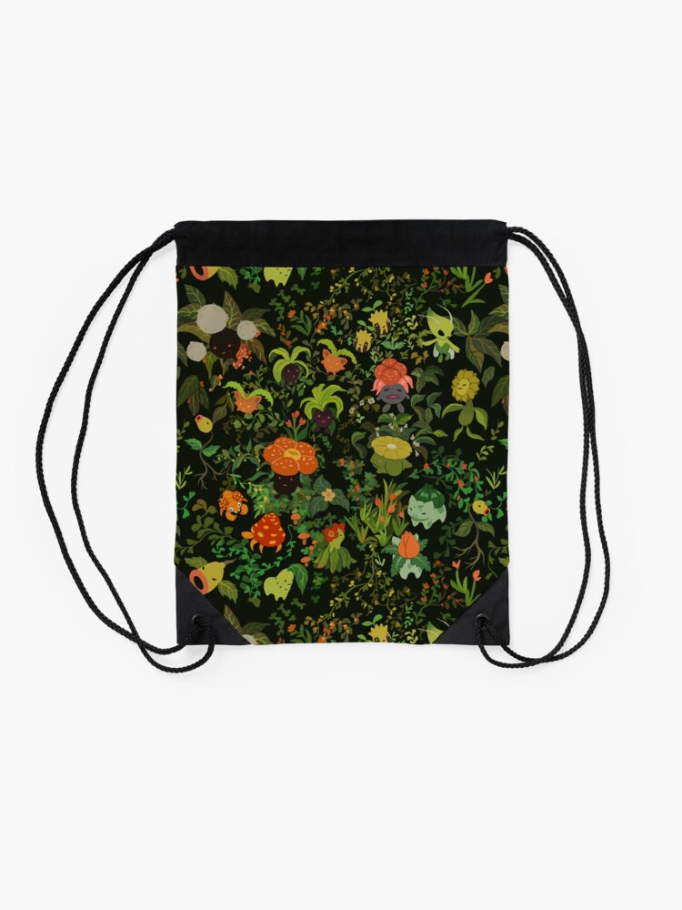 Alternate view of Forest Creatures Drawstring Bag