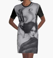 Vestido camiseta Demeter