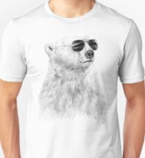 Lass die Sonne nicht untergehen Slim Fit T-Shirt