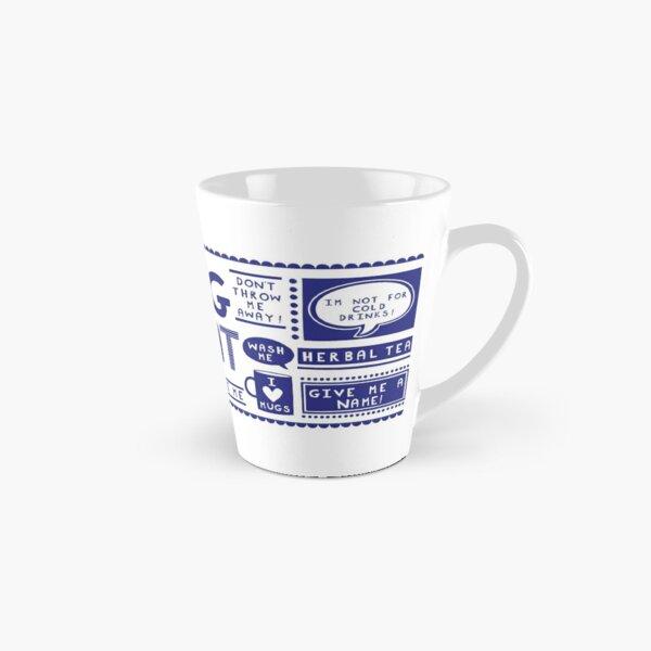 Chat de tasse Mug long