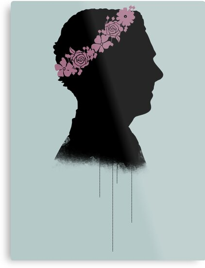 Cumberbatch in a flower crown by pixelspin