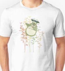 Totoro's flowers T-Shirt
