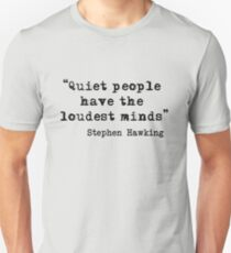 Quiet People T-Shirt