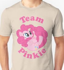 Team Pinkie Unisex T-Shirt