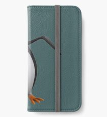 Cool Penguin iPhone Wallet/Case/Skin