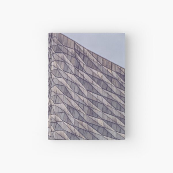 Museum of Liverpool Diamond Scales Hardcover Journal