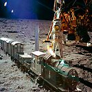 Moon Express by Icarusismart