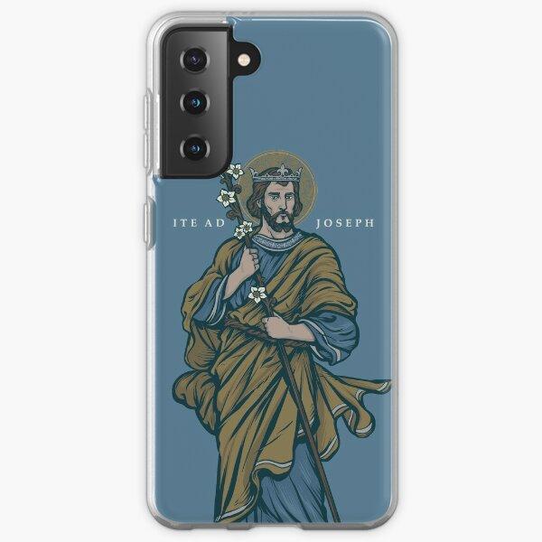 Ite Ad Joseph Samsung Galaxy Soft Case