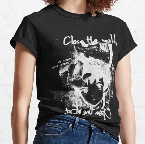 Serial Experiments Lain Design Classic T-Shirt