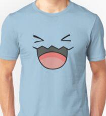Wobbuffet Face  T-Shirt