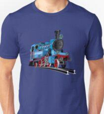 Cartoon Tank Engine Unisex T-Shirt