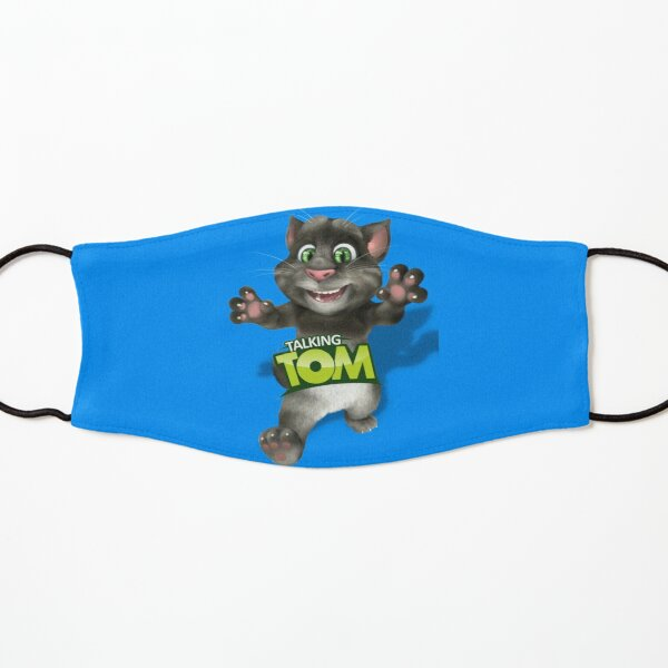 My Talking Tom Kids Clothes & Mask and Sticker Kids Mask