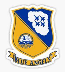Blue Angels Insignia Sticker