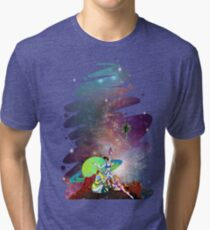 Dandy Vacation. In Space Tri-blend T-Shirt