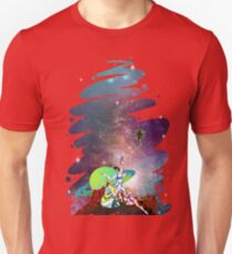 Dandy Vacation. In Space Unisex T-Shirt