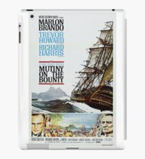 Original film poster for the Mutiny on the Bounty iPad Case/Skin