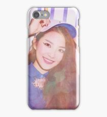 RED VELVET / DUMB DUMB / YERI / WATERCOLOR iPhone Case/Skin