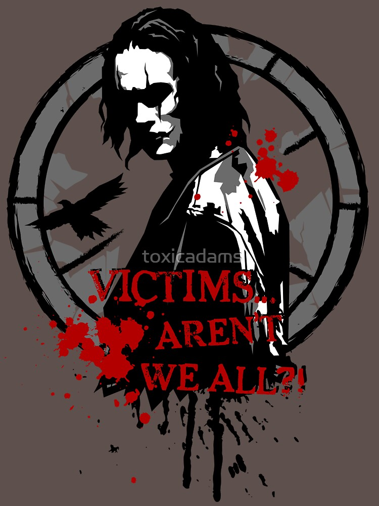 Victims... Aren't we all (2nd version) | Unisex T-Shirt
