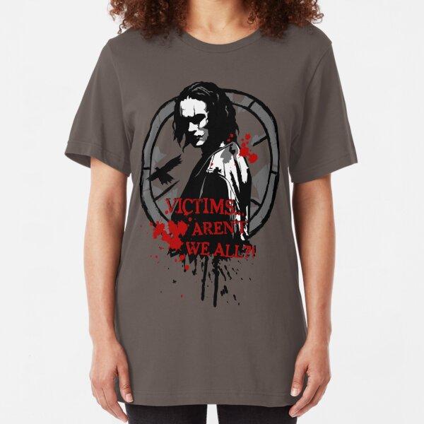 Men/'s Ladies T SHIRT retro cult movie film The Crow tragic death Lee gothic
