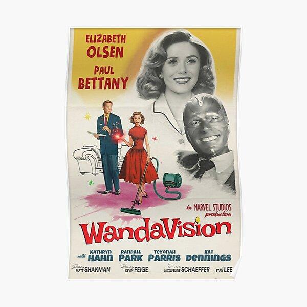 Póster Wandavision Póster