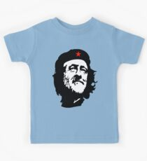Election, CORBYN, Comrade Corbyn, Leader, Politics, Labour Party, Black on White Kids Clothes