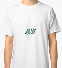 Saskatchewan roughriders Classic T-Shirt