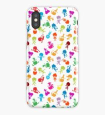 colorful kids iPhone Case/Skin