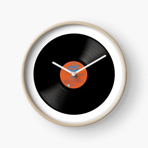 DAFT DA FUNK VINYL Clock